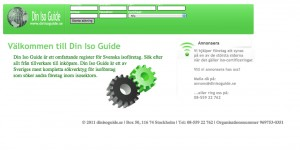www.dinisoguide.se - hemsida