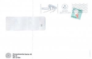 Företagslansering Sverige (kuvert)