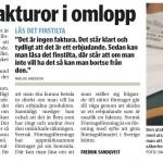 2009-09-22 Oskarshamnstidningen