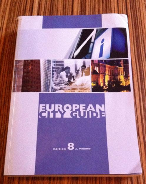 European City Guide Edition 8
