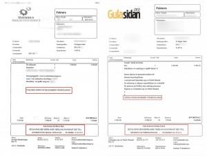 Jämförelse - Svenska Industritorget & Gula Sidan