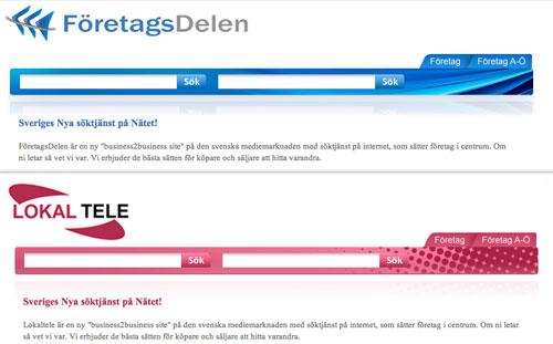 företagsdelen - lokaltele.se