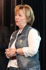 Justitieminister Beatrice Ask välkomnar förslaget
