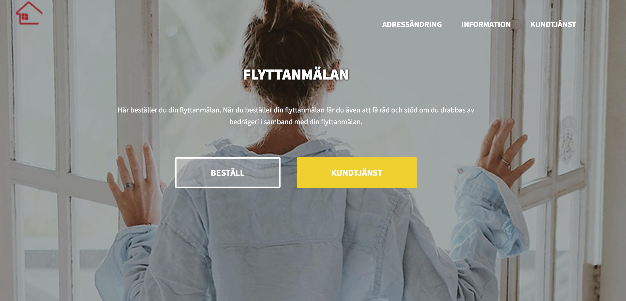 Adressuppgifter Sverige KB – risk för problem