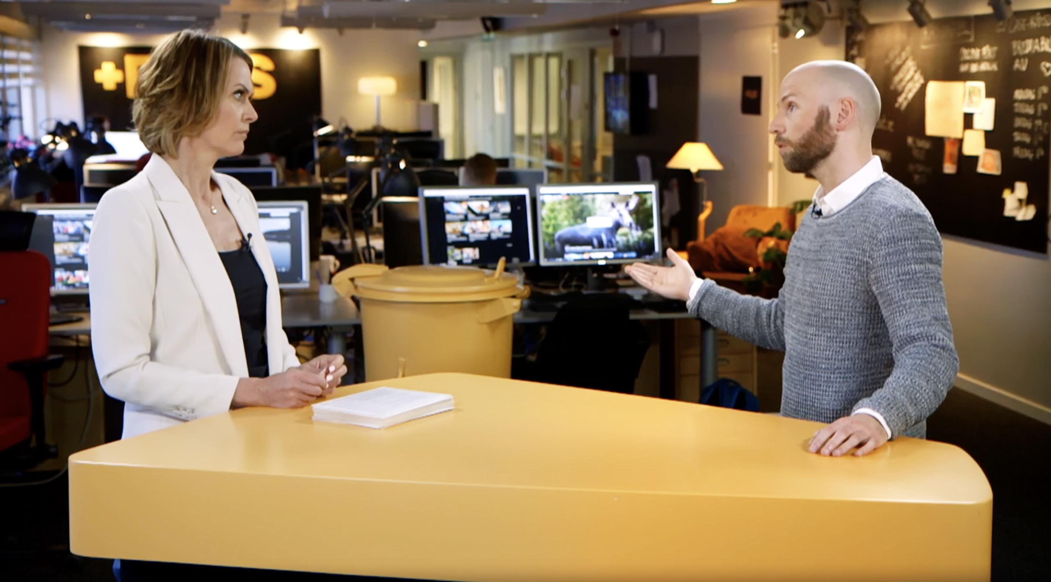 Förenade Bolag i SVT Plus