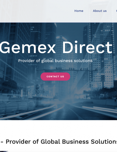 Arena Office Store Gemex Direct S.L. Hemsida Gemexdirect.com 2018-11-28