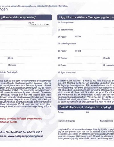Bolagsupplysningen Bolagsupplysningen OÜ Talong 2014