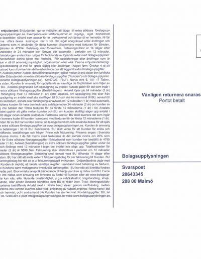Bolagsupplysningen Bolagsupplysningen OÜ Talong