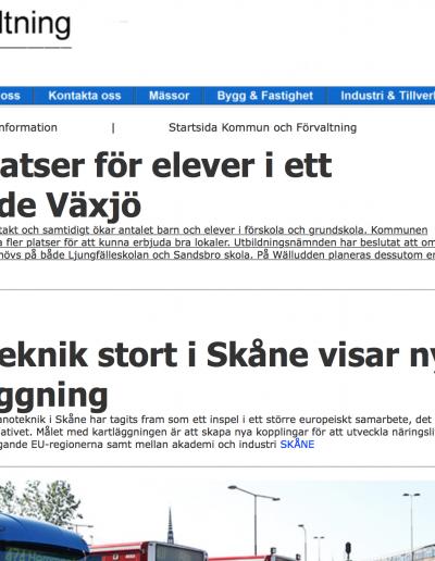 Företagsinformation Svedmedia