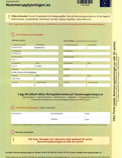 Nummerupplysningen Nummerupplysningen OÜ Talong (11)
