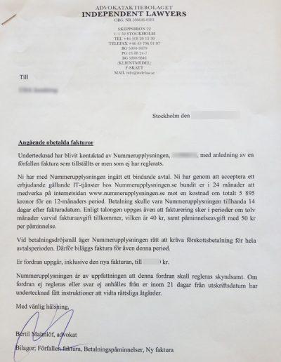 Nummerupplysningen.se Nummerupplysningen OÜ Advokatbrev 2012 (12)