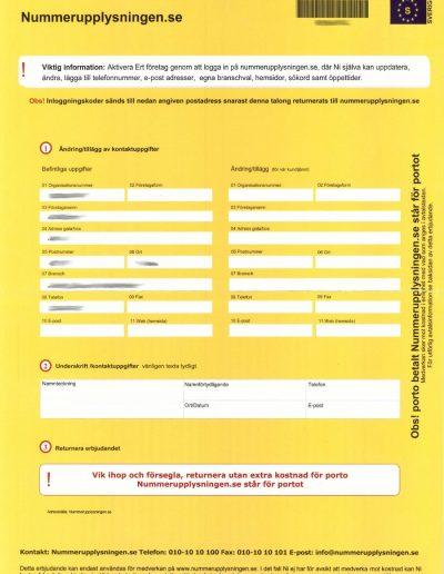 Nummerupplysningen.se Nummerupplysningen OÜ Talong (1)