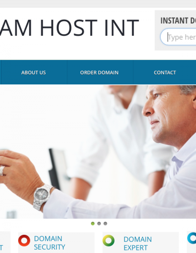 Dream Host Int Dream Host International Hemsida 2014