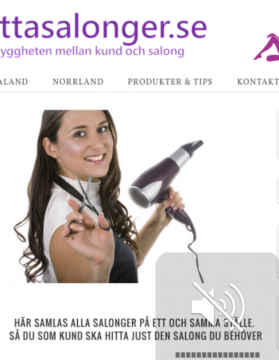 Hitta salonger Excellent Sales Sweden HB Hemsida